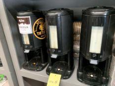 Lot de 3 distributrices à liquide chaud ZOJIRUSHI