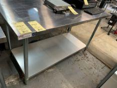 """Table de travail MKE # ECTC 6030 - 60 x 30 """" - NEUVE"""