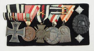 Preussen: Nachlass eines Angehörigen der 11. Armee.