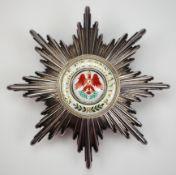 Preussen: Roter Adler Orden, 4. Modell (1885-1917), 1. Klasse Stern.