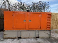 Aggreko SHP/8035E Silent Diesel Generator