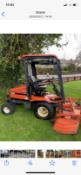 Kubota F3060 diesel hydraulic gang mower.location N Ireland.