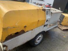 Uniform plaster mixer /screeder. lombardini engine .location N Ireland.