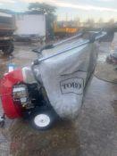 Toropetrol leaf blower.location N Ireland.