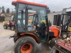 Kubota B2230 diesel 4x4 tractor.location N Ireland.