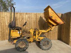 Pel JOB 1 Ton high tip diesel dumper