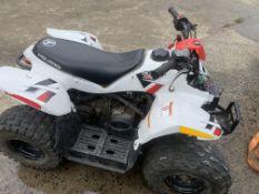 polarius 125 cc petrol quad.Location N Ireland.