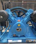clarke 150 litre compressor.110v.Location N Ireland.