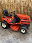 2009 Kubota G2160 Diesel mower NO VAT