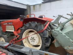 Yanmar YM2000B tractor.location N Ireland.