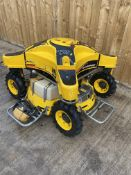 Ransomes spider Remote control mower