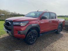 2020/70 Toyota Hilux 2.8 automatic pick up *NEW SHAPE*