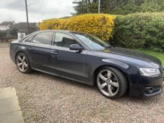 AUDI A8 2016 .EVERY EXTRA.LOCATION N IRELAND.