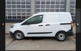 2015 FORD TRANSIT COURIER BASE TDC.I LOCATION N IRELAND