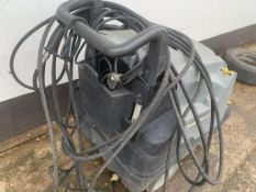KARCHER DIESEL HOT AND COLD POWER WASHER 240V LOCATION N IRELAND