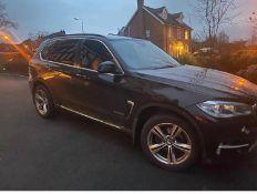 BMW X5 2013 LOCATION N IRELAND