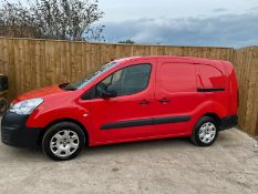 2015/65 PEUGEOT PARTNER 750S L2 HDI 0 FORMER KEEPERS VAN LOCATION CO DURHAM .