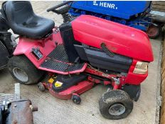 WESTWOOD RIDE ON MOWER STRICTLY FOR SPARES OR REPAIR LOCATION N IRELAND.
