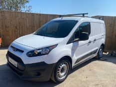 2016/66 FORD TRANSIT CONNECT LOCATION CO DURHAM