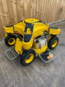 RANSOMES ILD01 REMOTE CONTROL BANKING MOWER CO DURHAM