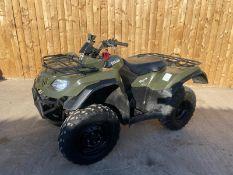 2016 SUZUKI KING QUAD 400 4WD ATV LOCATION CO DURHAM