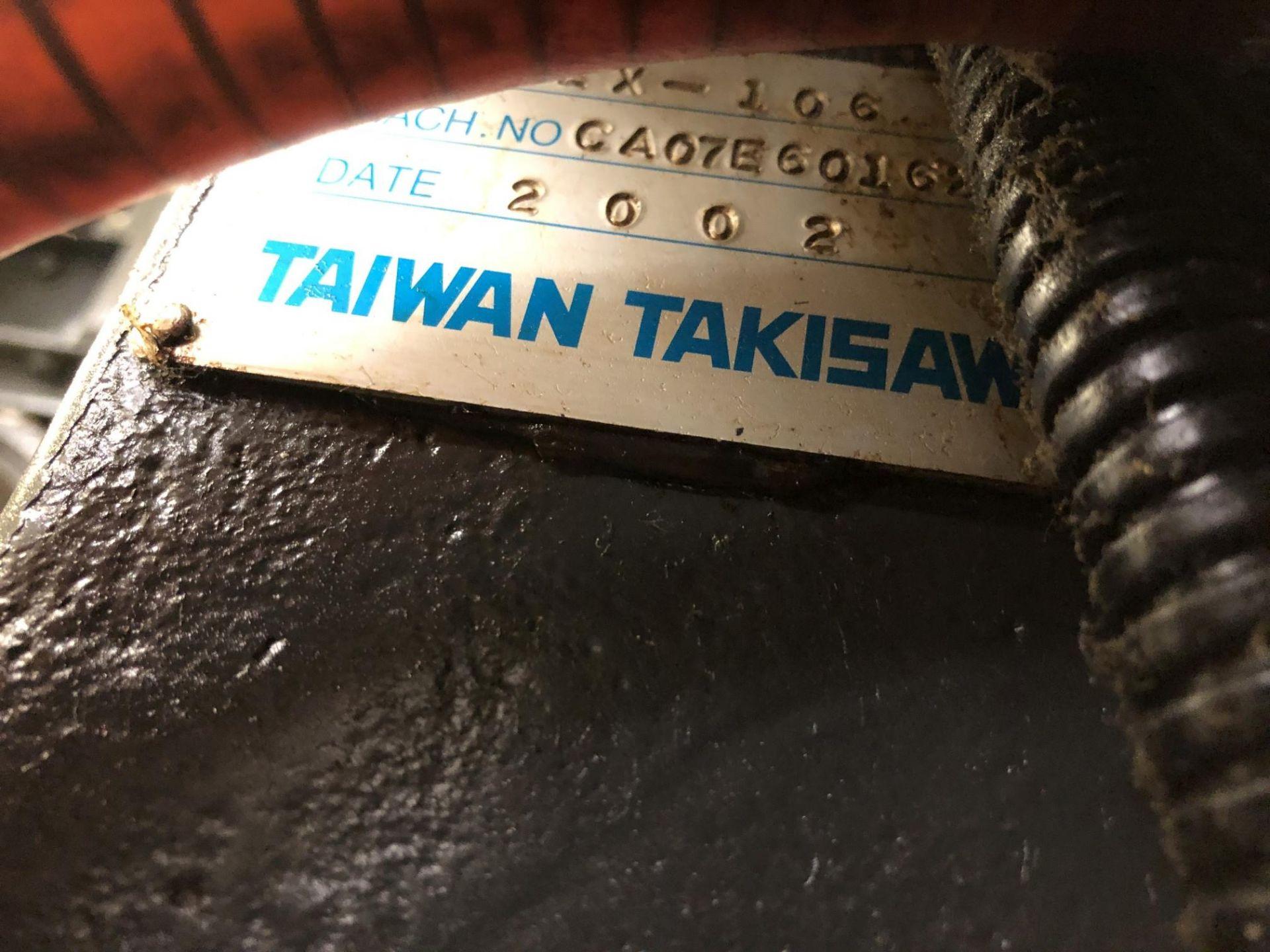 2002 Takisawa EX-106 CNC Lathe - Image 19 of 20