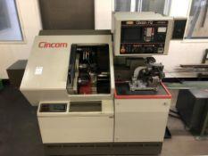 Citizen Cincom F12 Swiss-Type CNC Lathe