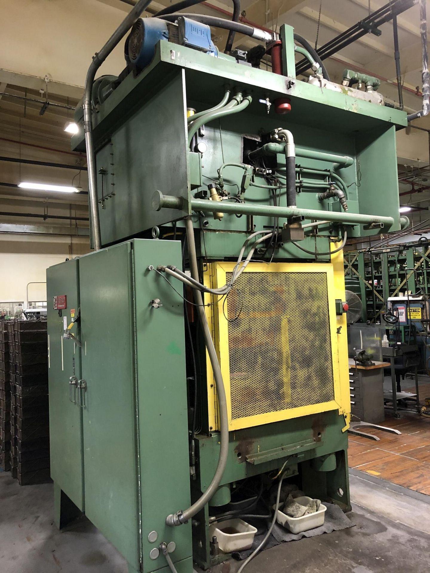 570 Ton Advanced Machine Design Straight Side Press - Image 10 of 15