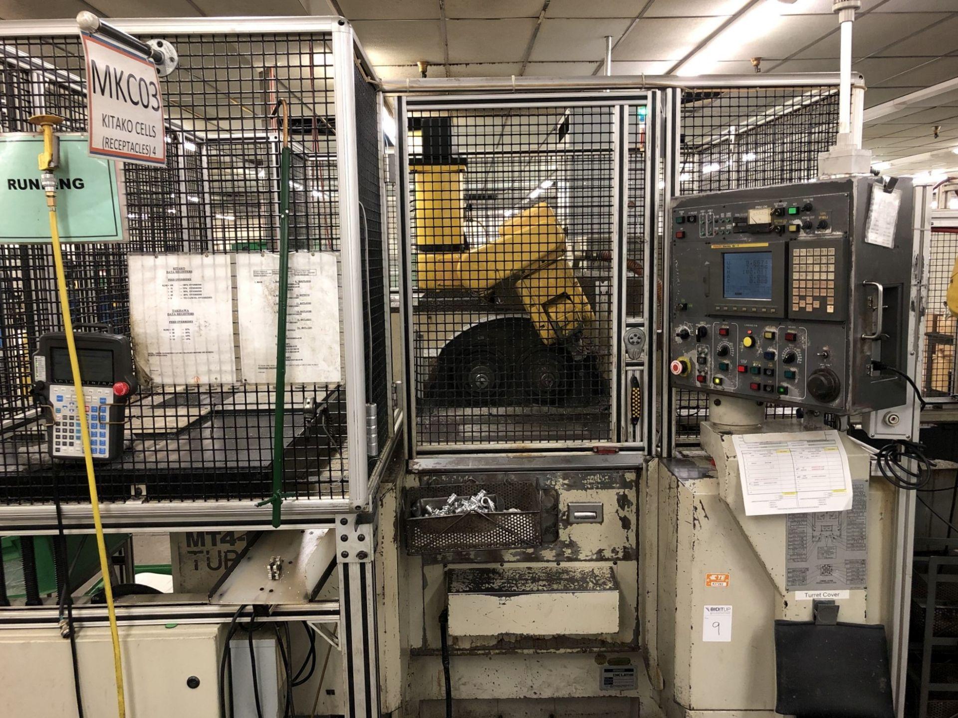 1999 Kitako MT4-200M Multi-Spindle CNC Turning Mill - Image 3 of 19