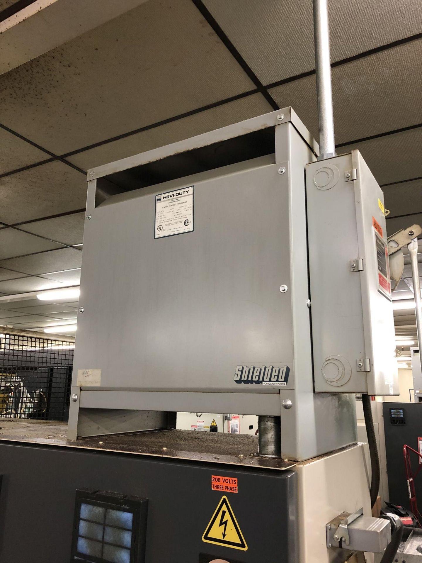 1999 Kitako MT4-200M Multi-Spindle CNC Turning Mill - Image 12 of 15