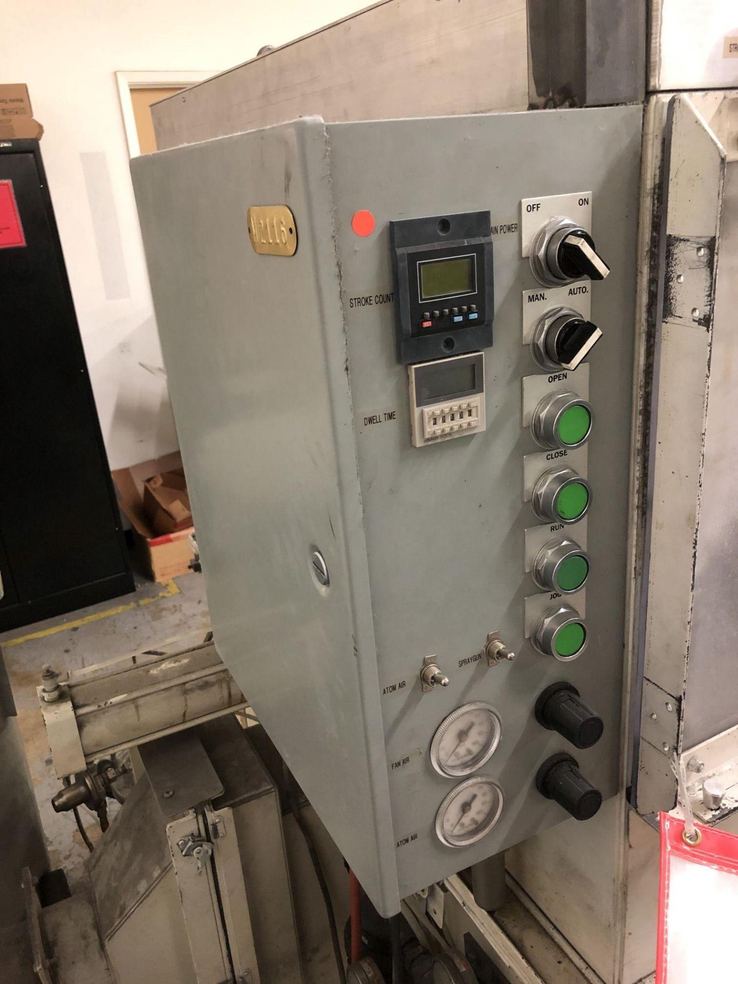 Adhesive Spray Booth (Custom Made) - Image 8 of 9