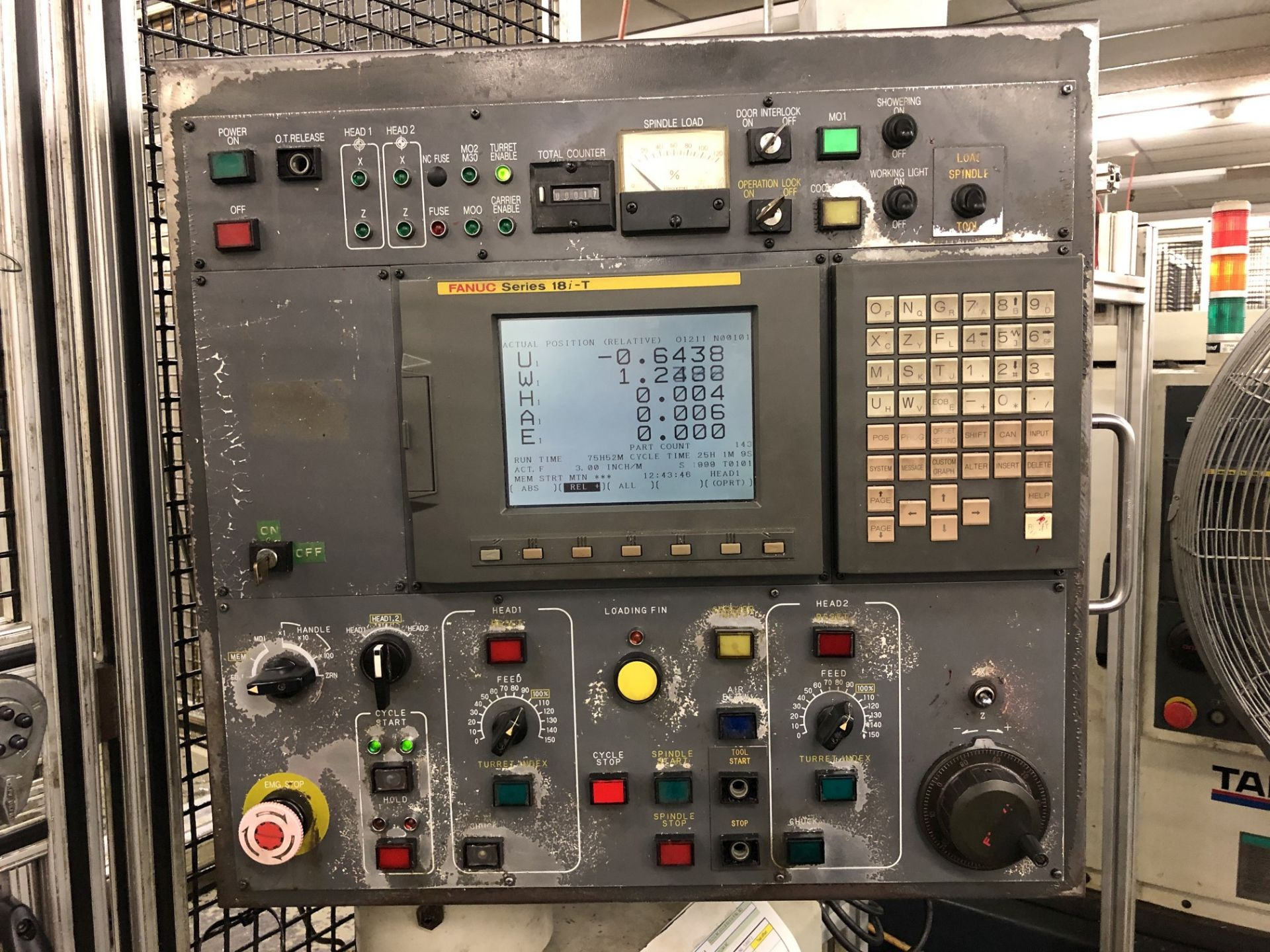 1999 Kitako MT4-200M Multi-Spindle CNC Turning Mill - Image 6 of 19