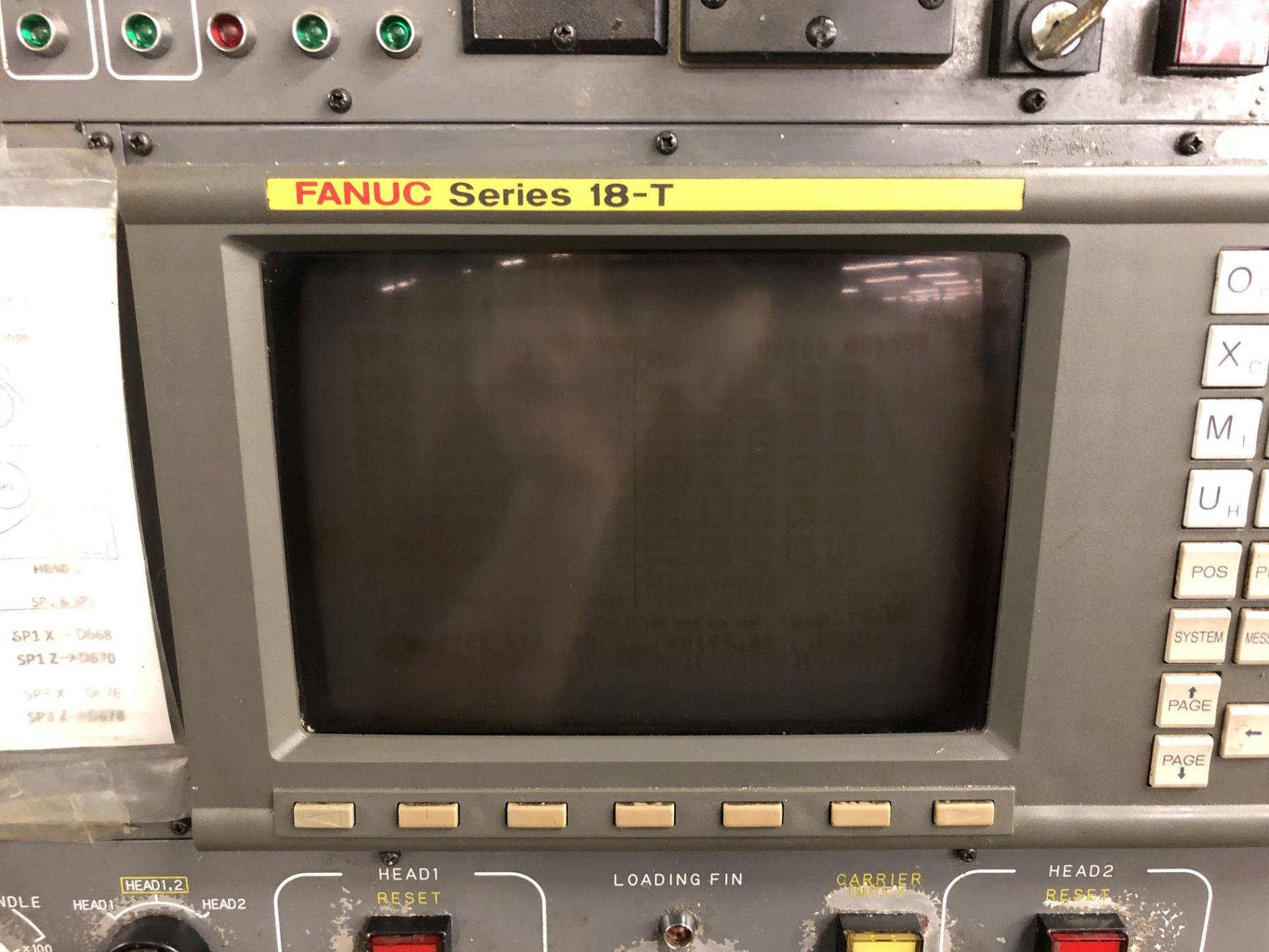 1999 Kitako MT4-200 Multi-Spindle CNC Turning Mill - Image 6 of 16