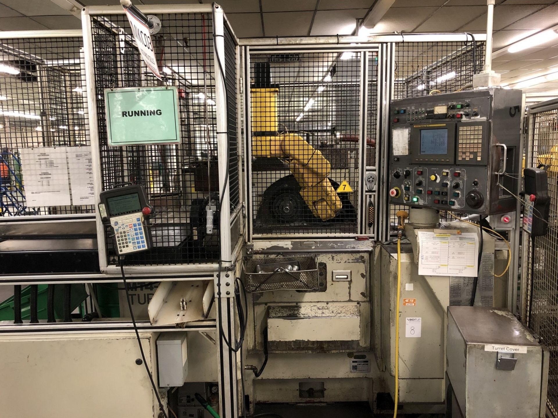1999 Kitako MT4-200M Multi-Spindle CNC Turning Mill - Image 3 of 15