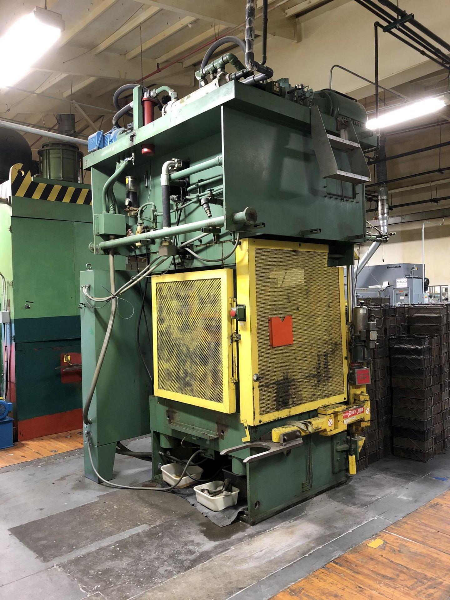 570 Ton Advanced Machine Design Straight Side Press - Image 8 of 15