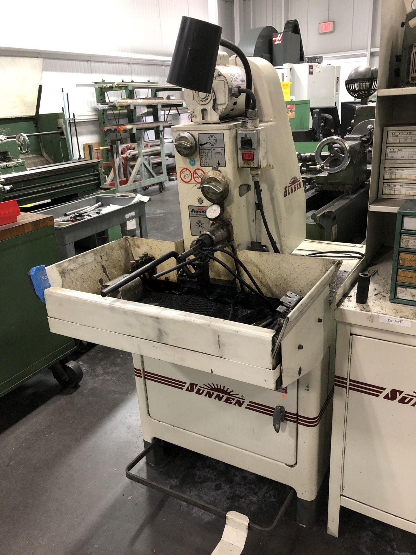 Sunnen MBB-1660 Precision Honing Machine - Image 2 of 8