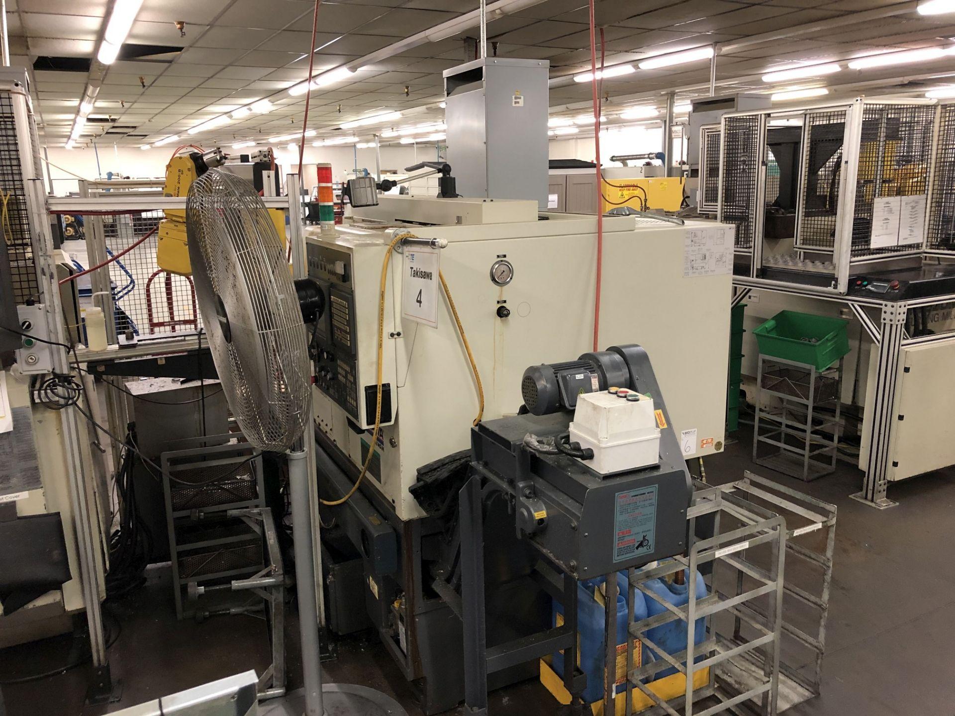 2006 Takisawa EX-106 CNC Lathe - Image 2 of 8