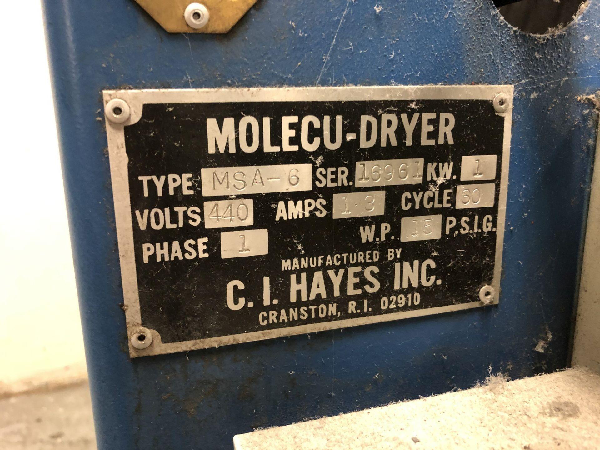 C.I. Hayes Ammonia Dissociator - Image 7 of 9
