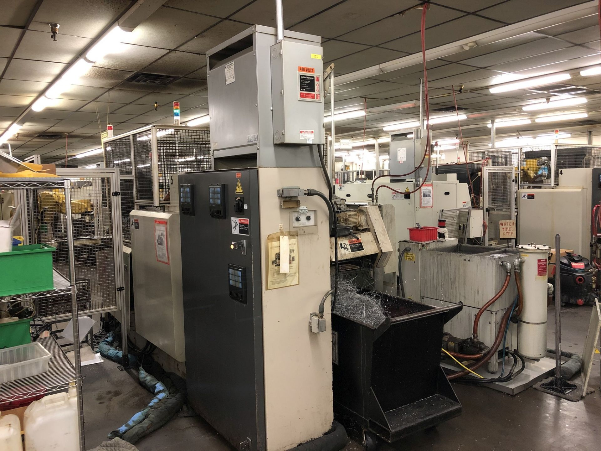 1999 Kitako MT4-200M Multi-Spindle CNC Turning Mill - Image 11 of 15