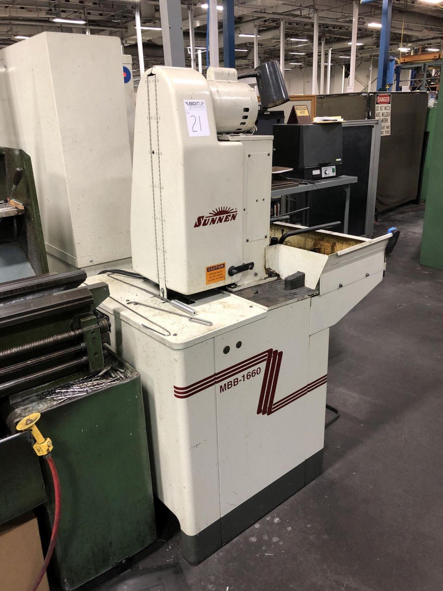 Sunnen MBB-1660 Precision Honing Machine - Image 5 of 8