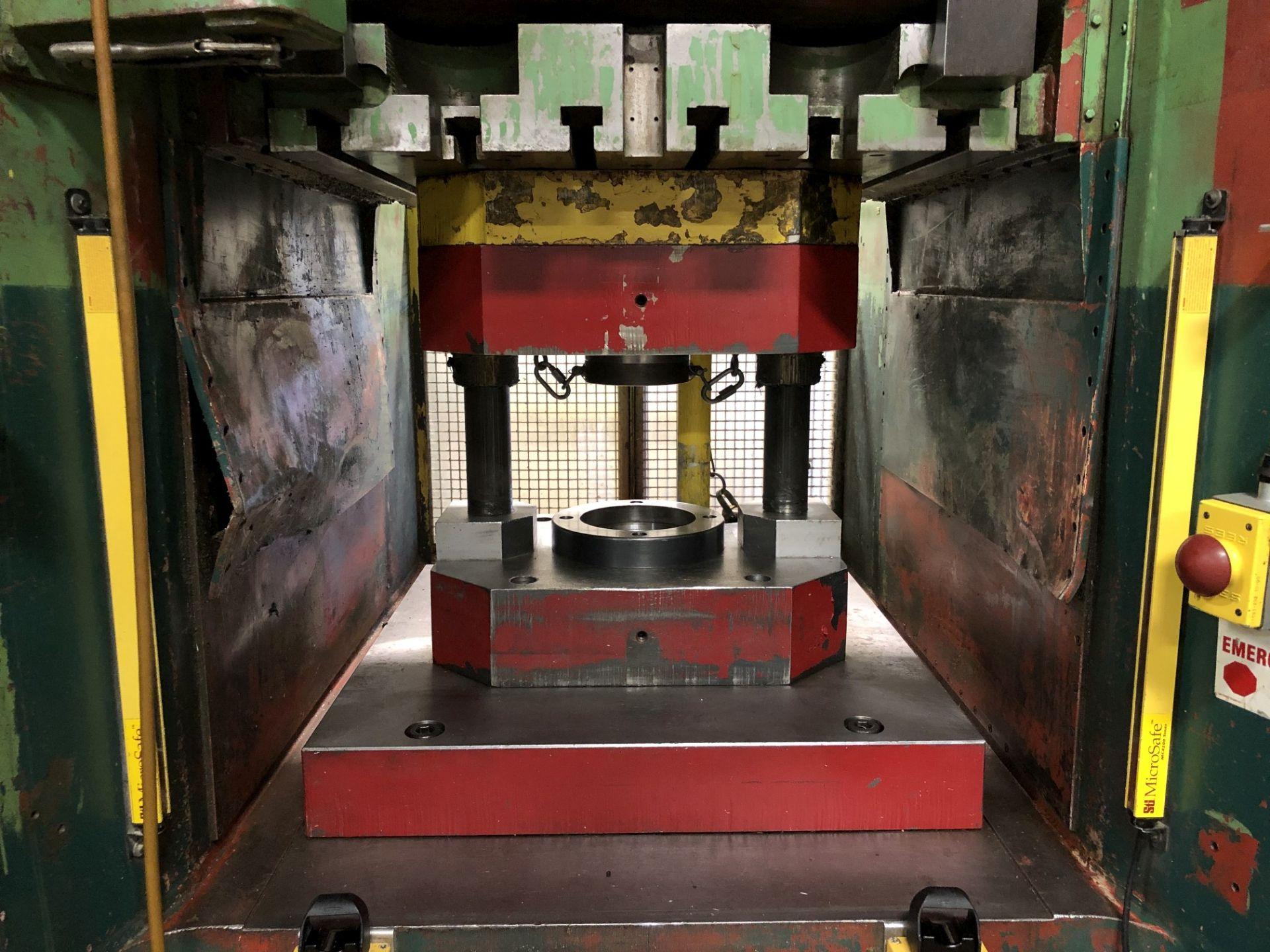 1000 Ton Komatsu Maypress Knuckle Joint Press - Image 3 of 22