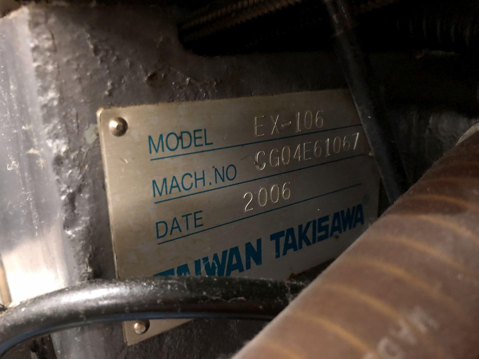 2006 Takisawa EX-106 CNC Lathe - Image 7 of 8