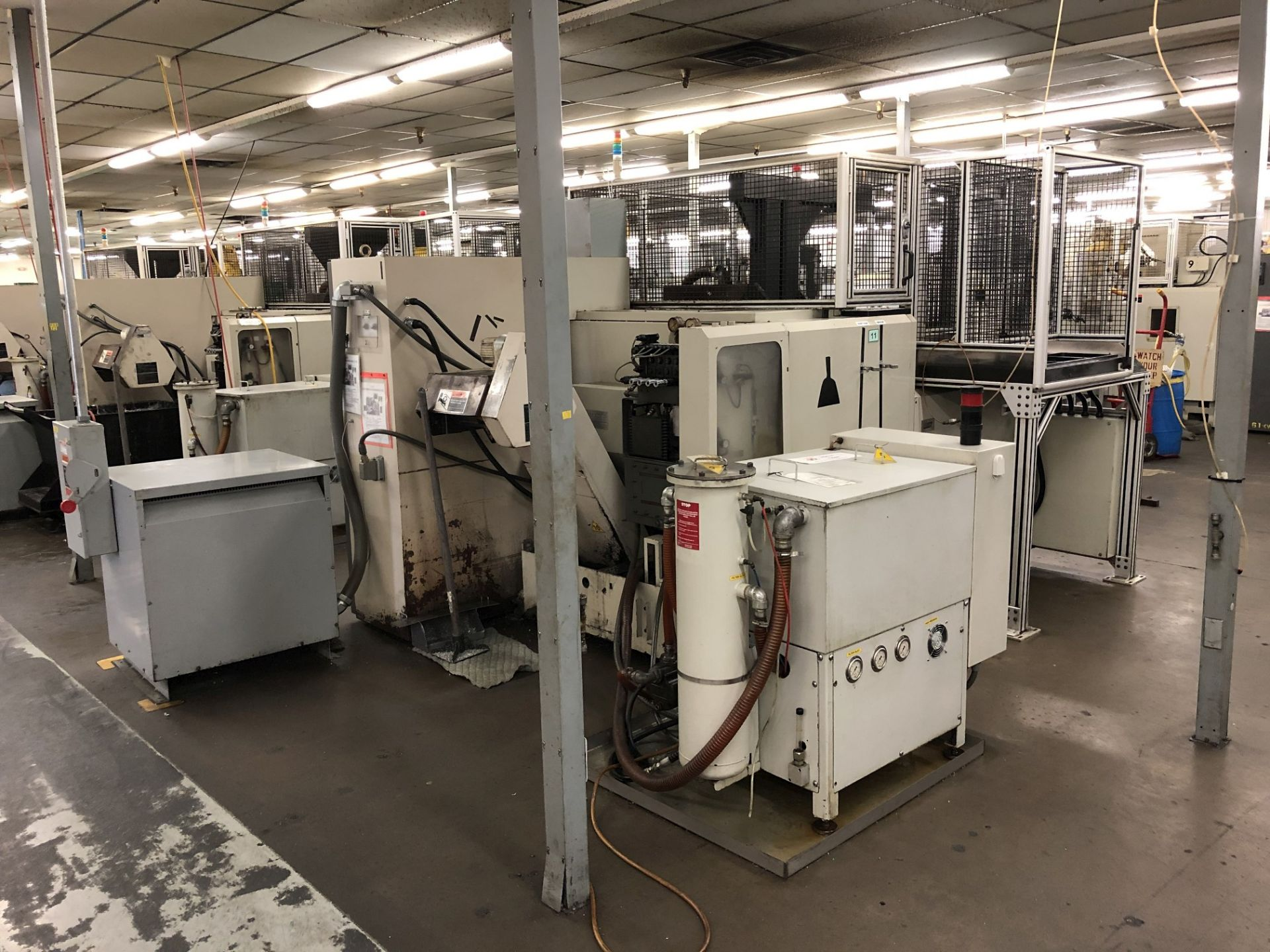 1999 Kitako MT4-200 Multi-Spindle CNC Turning Mill - Image 9 of 16