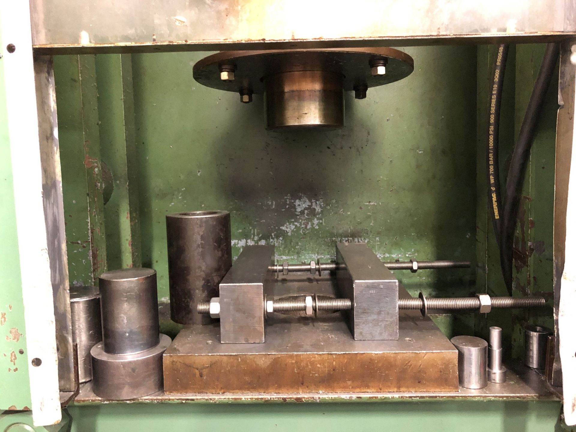 Dake 200 Ton Hydraulic Press - Image 4 of 6