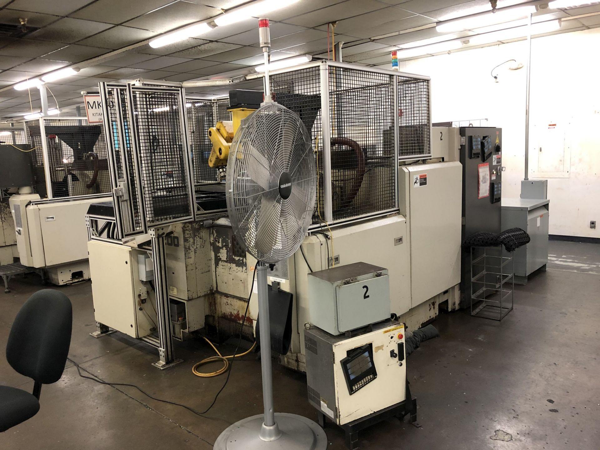 1999 Kitako MT4-200 Multi-Spindle CNC Turning Mill - Image 8 of 17
