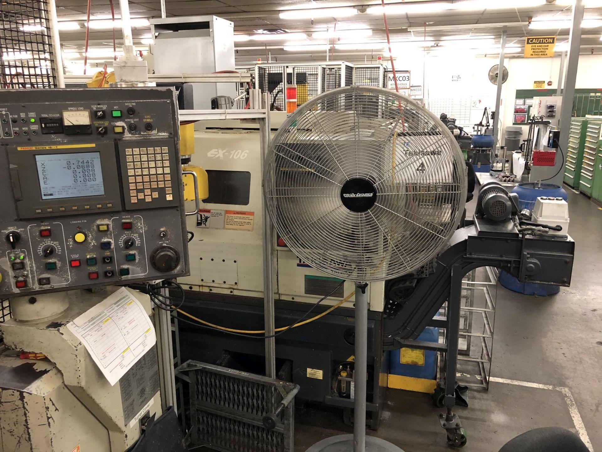 2006 Takisawa EX-106 CNC Lathe