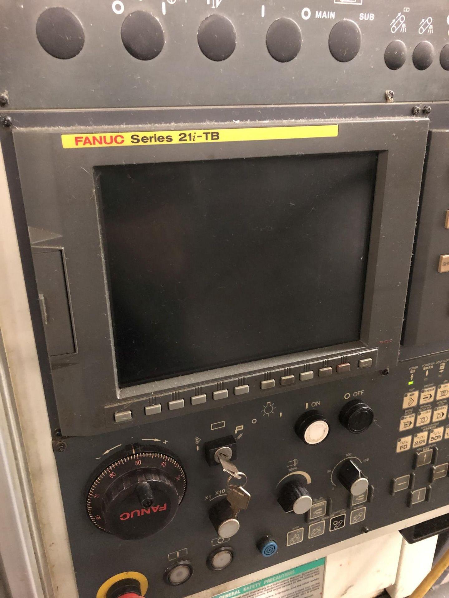 2006 Takisawa EX-106 CNC Lathe - Image 3 of 8