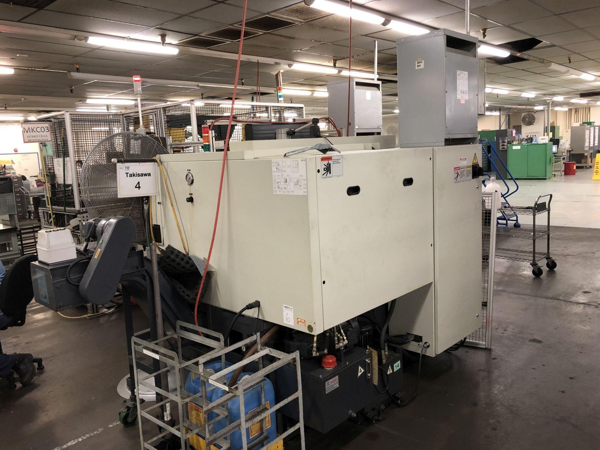 2006 Takisawa EX-106 CNC Lathe - Image 5 of 8