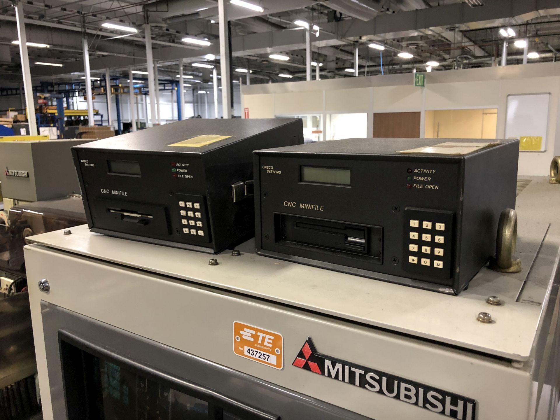 1988 Mitsubishi DWC90H CNC Wire EDM - Image 7 of 13