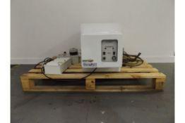 Goring Kerr model TEK 21 horizontal metal detector